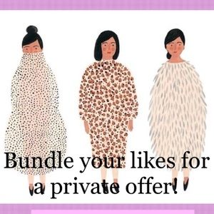 Other - Add your likes to a bundle for a private offer